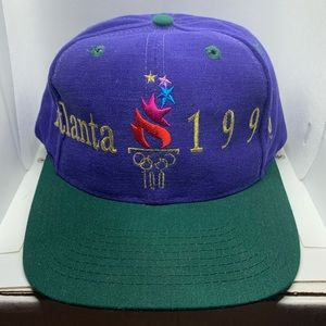 Original 1996 Atlanta olympics hat